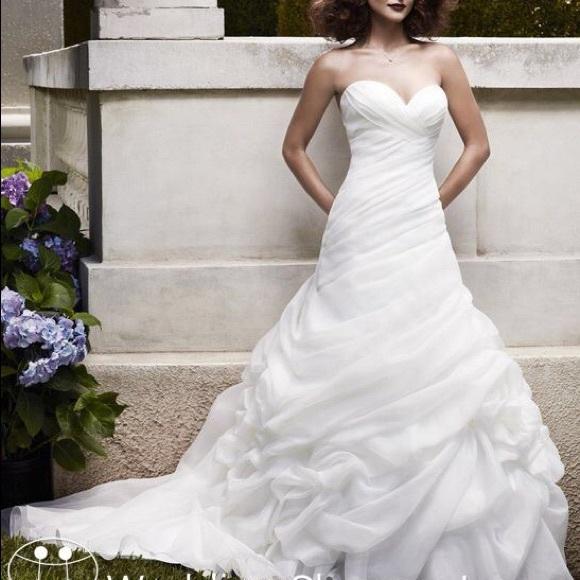 Dresses Casablanca Wedding Dress Poshmark